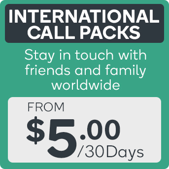 International Call Packs