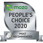 People's choice Most recommended 2020